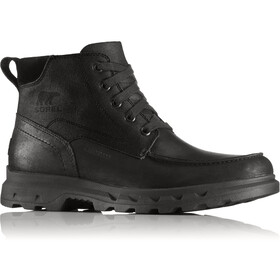 Sorel Portzman Moc Toe Chaussures Homme, black/quarry